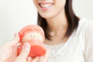 保険診療・自費診療を問わずいろいろな義歯を扱っています